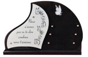 707 40x25 noir fin et céamique - granit ép.1cm et doublure 1 cm céramique
