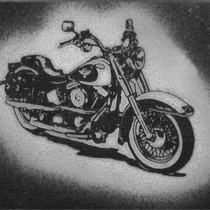 moto harley FG1
